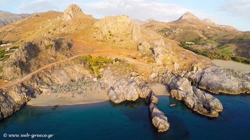 ammoudi beach plakias crete