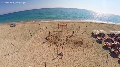beach volley vrachos