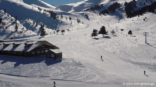 kalavrita ski center