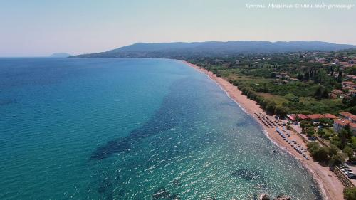 koroni beach messinia