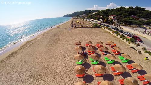 preveza vrachos beach
